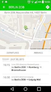 FlixBus bus app v2.2