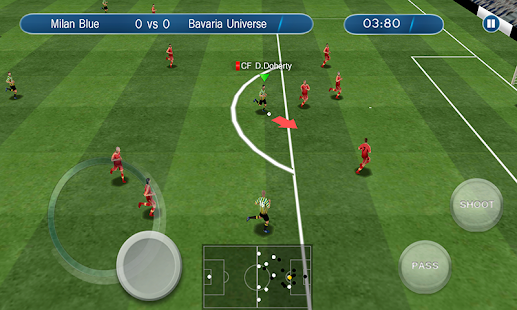 Football Champions Pro 2018 Screenshot