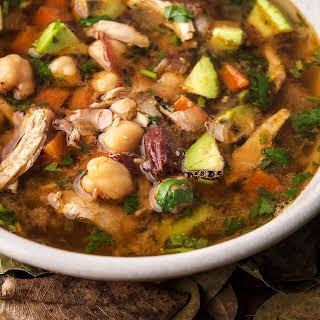 Mexican Quail Soup.