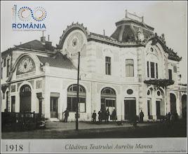 Photo: Turda si turdeni la Marea Unire - expozitie  - Piata 1 Decembrie 1918 - in vedere Piata Republicii, Teatrul Municipal -  2018.05.10  http://ana-maria-catalina.blogspot.ro/2018/05/turda-si-turdeni-la-marea-unire.html