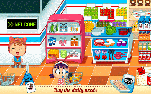 Marbel Shopping Time screenshot 2