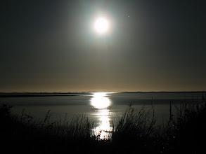 Photo: Cape Farewell, Moonrise