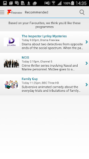 Freeview TV Guide- screenshot thumbnail