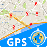 GPS My location:Route Navigation