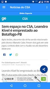 Download Notícias do CSA For PC Windows and Mac apk screenshot 2