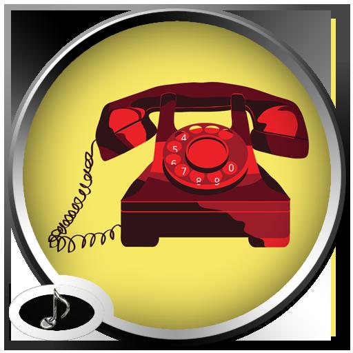 古い携帯電話の着メロ 音樂 LOGO-玩APPs
