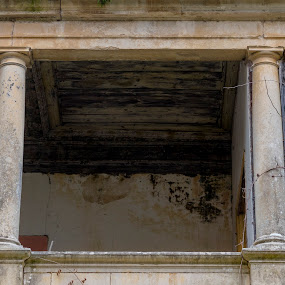 Mosteiro de Seiça by Edu Marques - Buildings & Architecture Decaying & Abandoned ( old house, ancient, columns, ruins, close up )