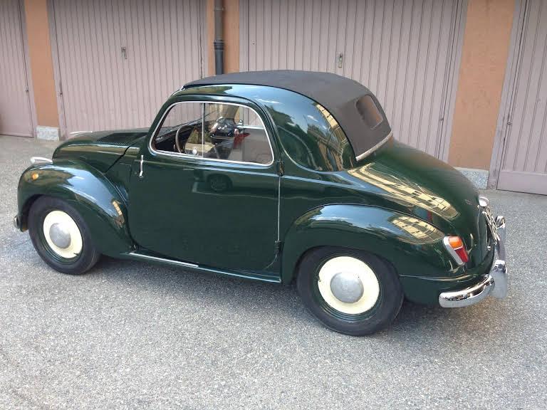 Fiat Topolino C Hire Varese
