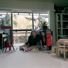 Photo: title: Todd, Eriko & Miko Noel, Los Angeles, California date: 2011 relationship: friends, met through old school Portland years known: Todd 20-25, Eriko 0-5