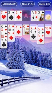 Classic Solitaire World Screenshot