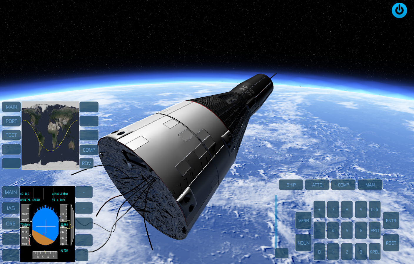 space shuttle simulator hd apk - photo #18