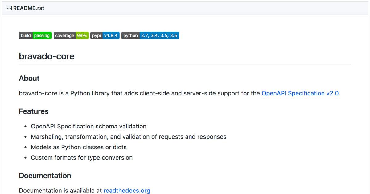 bravado-coreによるOpenAPIを利用したPythonアプリケーション開発