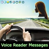 Voice Reader messages