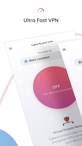CyberGuard VPN | Fast & Secure Free VPN - Proxy screenshot 2