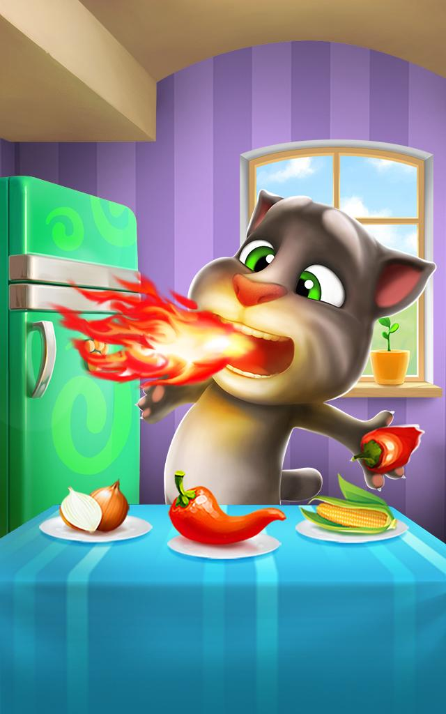 My Talking Tom Screenshot 14
