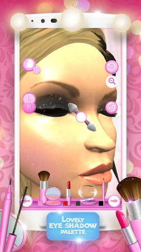 3D Makeup Games For Girls 3.0.2 screenshots 2