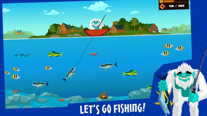 Catch Fish- screenshot