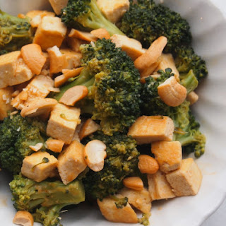 Broccoli Tofu Peanut Butter Recipes