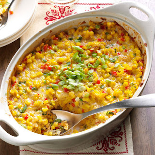 New Orleans-Style Scalloped Corn.