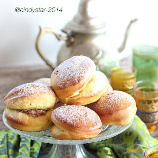 Komaj - Persian Turmeric and Cumin Bread.