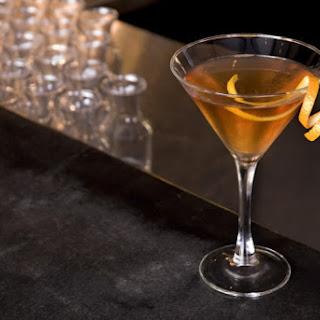 Habanero Martini Recipe