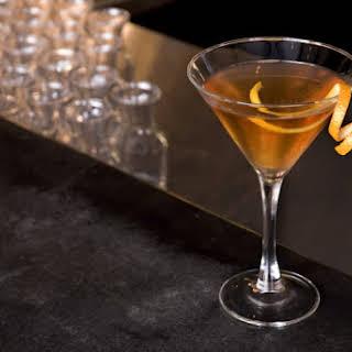 Habanero Martini.