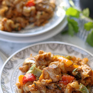 Cream Cheese Chicken Fajita Recipes.