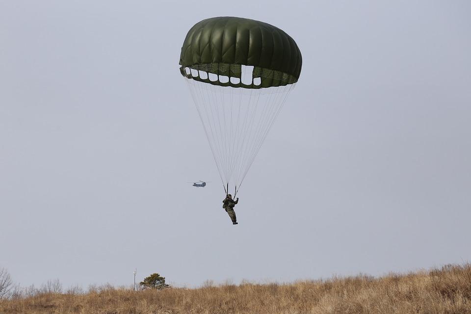 Free photo: Parachute, Dropout - Free Image on Pixabay - 1079351