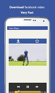 Video Downloader for Facebook v1.21 (Pro)