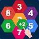 Drag n Merge Hexagons - Hexa Merge Puzzle Download for PC Windows 10/8/7