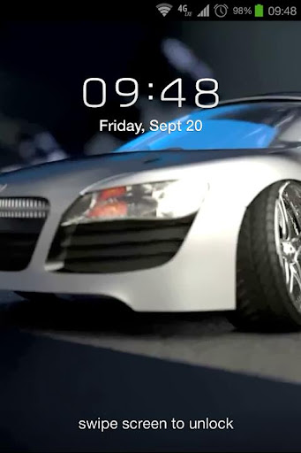 Sport Car Live Wallpaper
