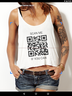 Scanner Code-barres & QR Capture d'écran