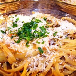 Fennel-Tomato Linguine With Pecorino Ginepro