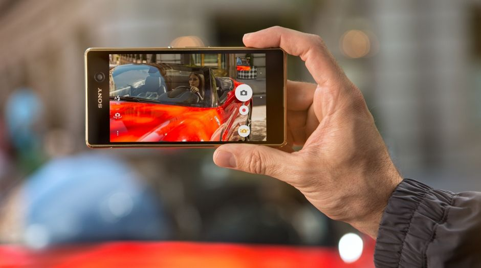 Sony Xperia M5 có tốc độ lấy nét cực nhanh 0,25 giây