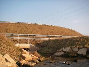 Photo: w górze autostrada A1