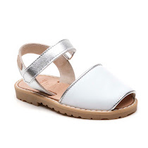 Castell Leather Hook and Loop Sandal SANDAL