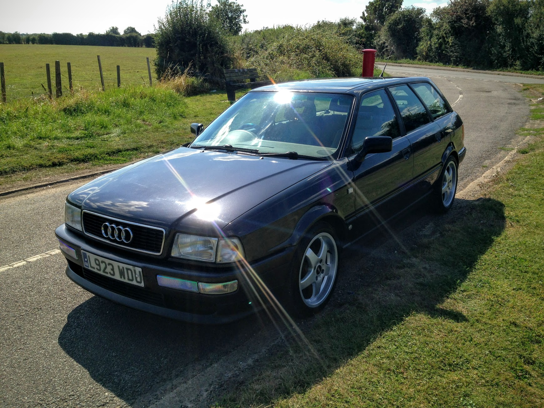 audi 80 avant tdi sold oxfordshire retro rides. Black Bedroom Furniture Sets. Home Design Ideas