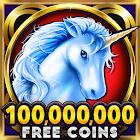 Lucky Unicorn - Jackpot Slots icon