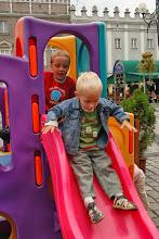 Photo: atrakcje dla dzieciaków