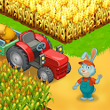 Farm Zoo: Happy Day in Animal Village and Pet City icon