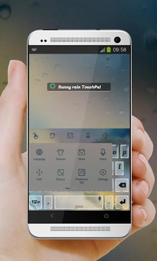 玩免費個人化APP|下載天晴 TouchPal 皮肤Pífū app不用錢|硬是要APP