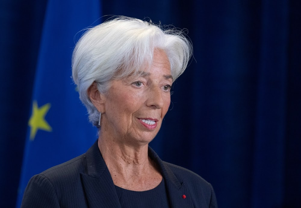 Christine Lagarde criticises Germany for low spending
