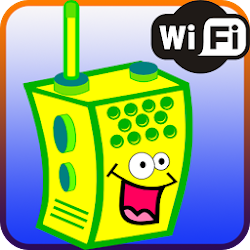 Wifi Walkie Talkie App