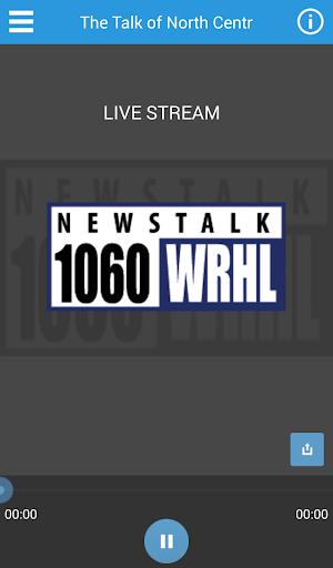 Newstalk 1060 WRHL