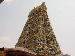 Photo: #002-Chennai (Madras). Temple de Kapalishwara
