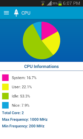 Speed Booster丨Cache Cleaner 1.1 screenshot 1084534