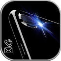 Flash Light Blink On Call icon
