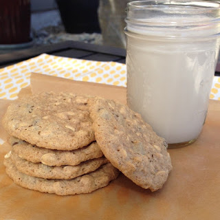 Gluten-Free Almond Butter Bliss Cookies (8 Ingredients)