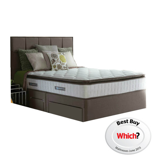 Sealy Messina Pocket 1400 Divan Bed