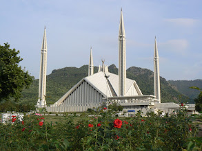 Photo: 9. Islamabad, Faisal Masjid